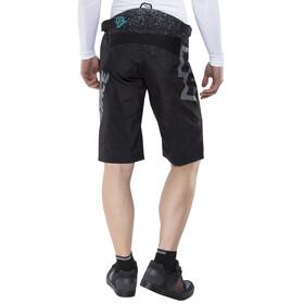 Race Face Ruxton pantaloncini da ciclismo Uomo grigio/nero